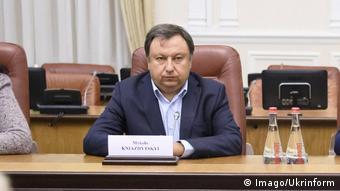 Один з ініціаторів нового закону про мову Микола Княжицький