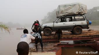 Kongo: Migranten wurden aus Angola vertrieben (Reuters/Staff)