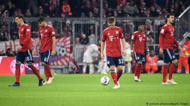 1. Bundesliga | Bayern München v Fortuna Düsseldorf | (3: 3) (picture-alliance / dpa / S. Hoppe)