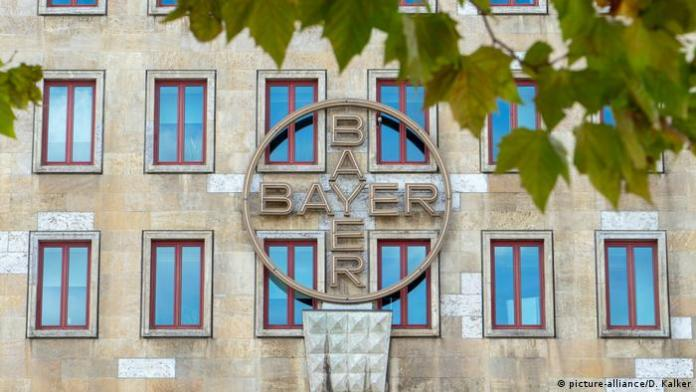 Bayer AG, Leverkusen (picture-alliance/D. Kalker)