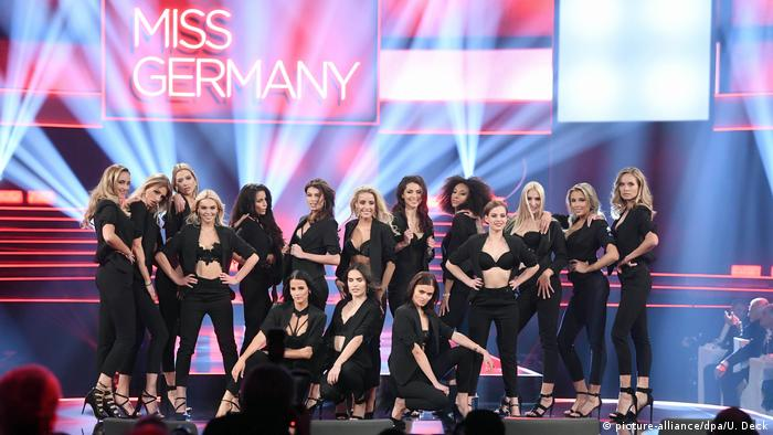 Germany election Miss Germany 2019 (picture-alliance / dpa / U. Deck)