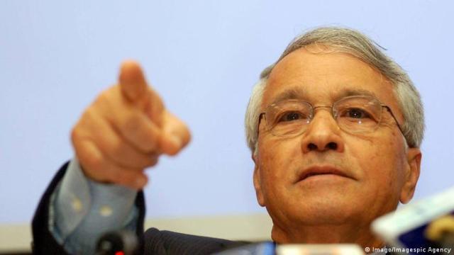 Algerien möglicher Präsidentschaftskandidat Chakib Khelil (Imago / Imagespic Agency)