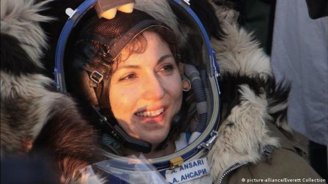 Anousheh Ansari (picture-alliance / Everett Collection)