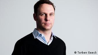 Max Brändle, Geschäftsführer Friedrich-Ebert-Stiftung (Torben Geeck)