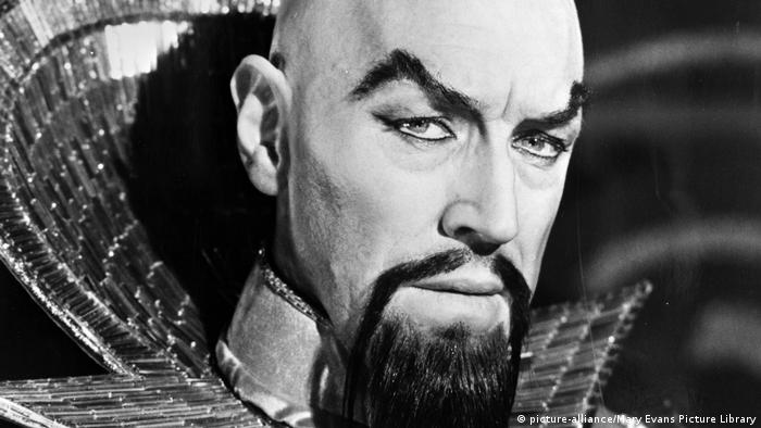 Max von Sydow como Ming en Flash Gordon (1980) (Picture-Alliance / Mary Evans Picture Library)