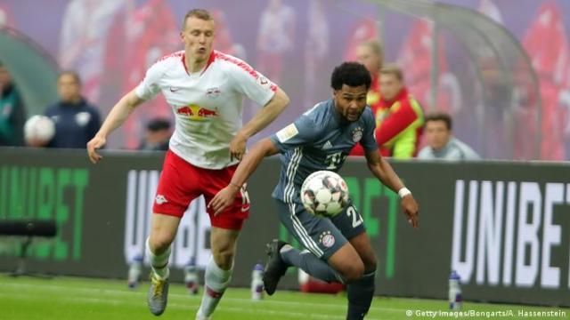Fußball Bundesliga RB Leipzig - Bayern München (Getty Images / Bongarts / A. Hassenstein)