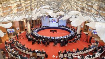 10. Petersberger Klimadialog (picture-alliance/dpa/T. Schwarz)