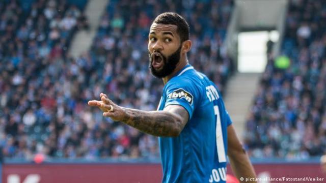 3. Liga - 18/19 - Hansa Rostock vs. SF Lotte - Cebio Soukou (picture-alliance / Fotostand / Voelker)