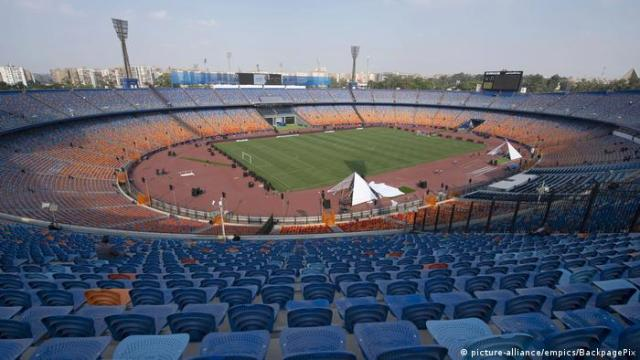 Cairo International Stadium (picture-alliance / empics / BackpagePix)