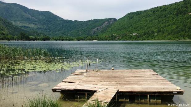 Bosnien und Herzegowina - Boračko See (DW/D. Dedović)
