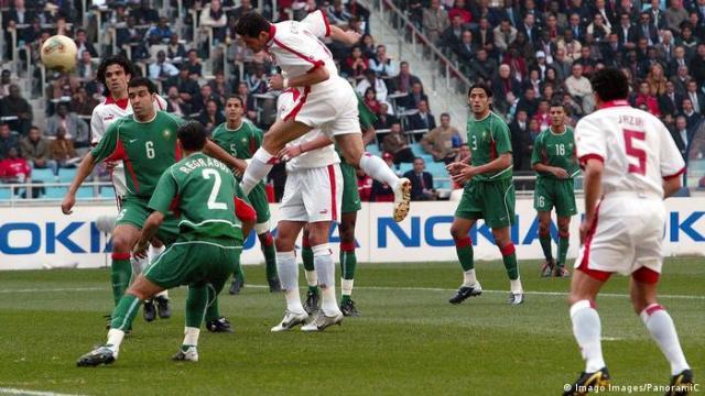 Fußball Afrika-Cup Finale 2004 Tunesien vs Marokko (Imago Images / PanoramiC)