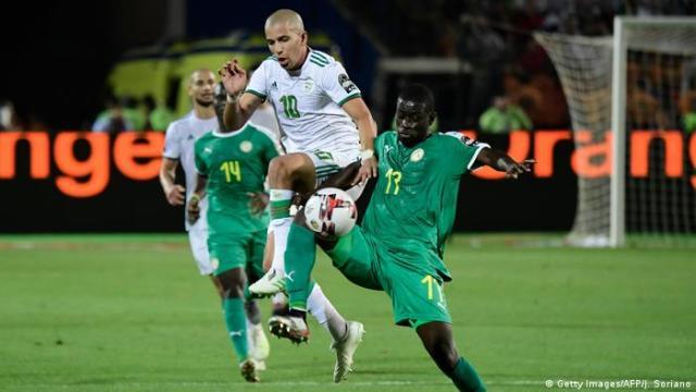 Afrika-Cup 2019 Finale | Algerien - Senegal (Getty Images / AFP / J. Soriano)