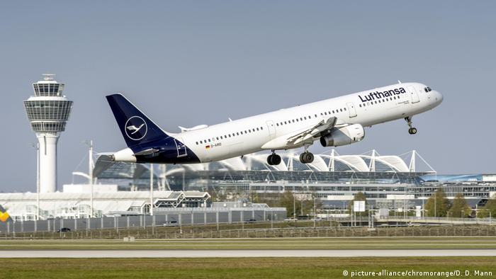 germany s lufthansa airline