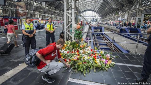 Frankfurt train accident .. Warning of repetition and controversy about the security of stations Politics and Economy -