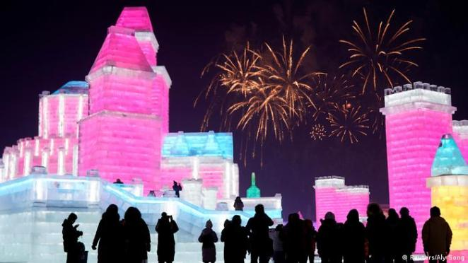 China Harbin Ice & Snow Festival City of Ice (Reuters / Aly Song)