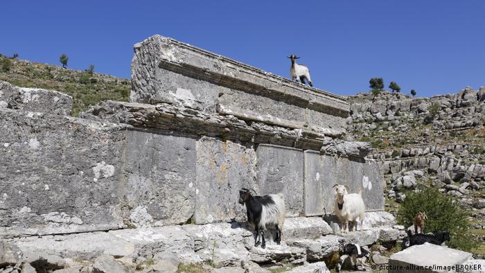 BG Pilgrimage City of Selge, Antalya (picture-alliance / imageBROKER)