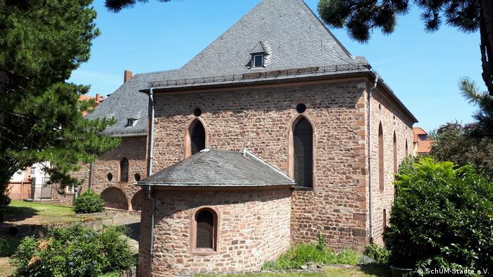 Press pictures SchUM-Städte eV |  Worms Synagogue (SchUM-Städte eV)