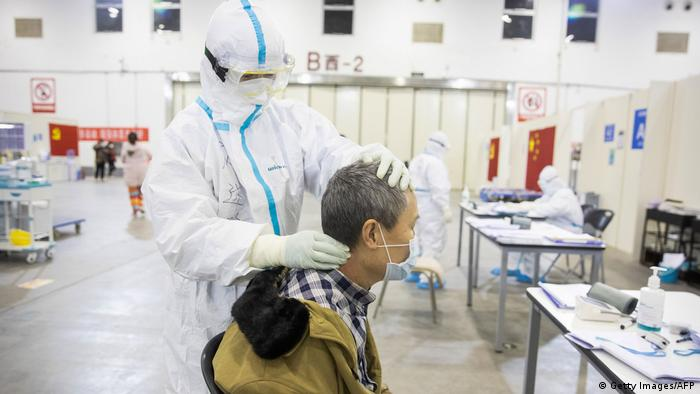 Coronavirus: China reports lowest number of new cases since ...