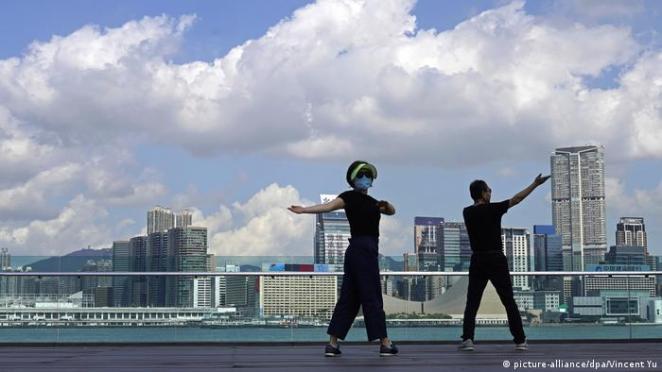 China | Tourism and Corona | Hong Kong (picture-alliance / dpa / Vincent Yu)