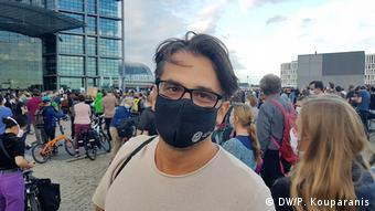 Κ. Κοσμάς: Αναμενόμενη η καταστροφή στη Μόρια