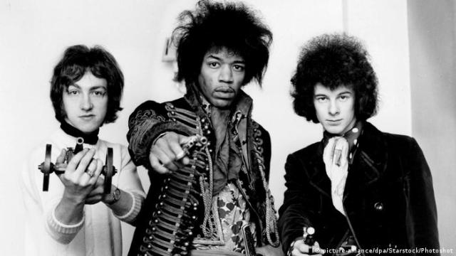 The Jimi Hendrix Experience (picture-alliance/dpa/Starstock/Photoshot)