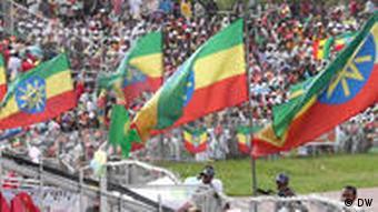 Wahlkampf Äthiopien 2010 (DW)