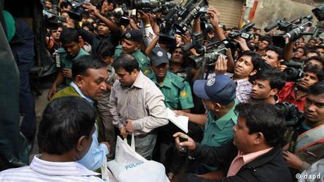 Bangladesch Journalisten getötet 2012