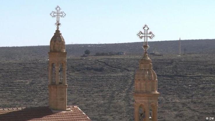 Sirijsko-pravoslavni samostan Mor Gabriel u Turskoj
