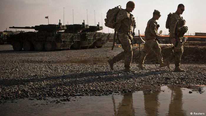 U.S. special forces in Wardak have been criticized. (Photo: Archives)
