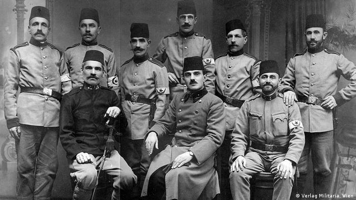 Muslimani u austrougarskoj vojsci