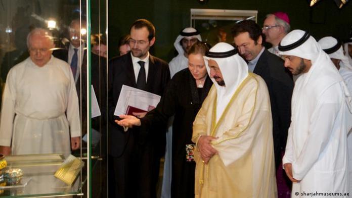 Ravnopravni partner - Sultan al-Qasimi