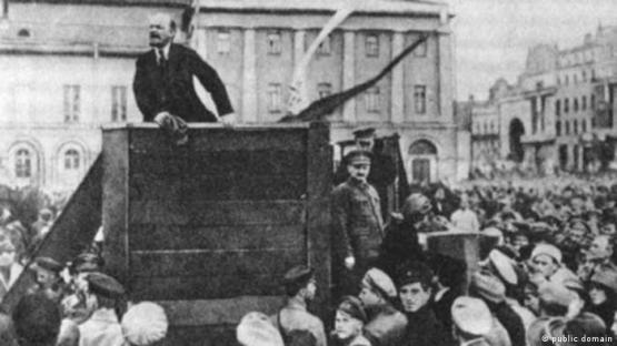 Lenjin u Moskvi 1920. godine