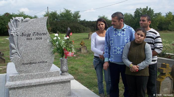 Roma murders in Hungary