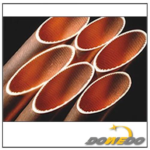 Inner Groove Copper Tubing