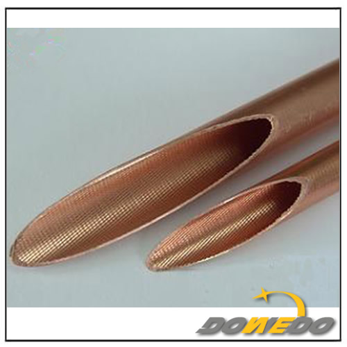 Seamless Copper Inner Groove Pipe