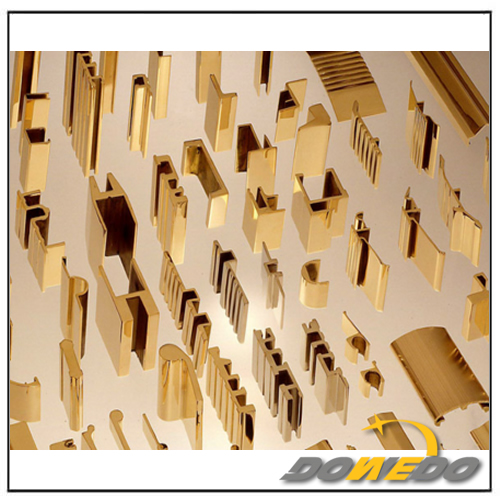 Brass Solid Profiles
