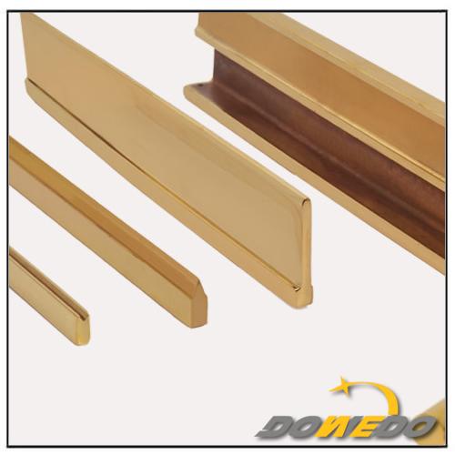 Custom Brass Extrusions