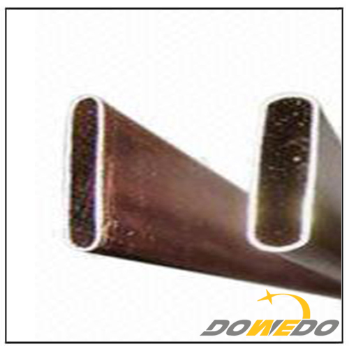 Car Radiator Welded Copper Flat Tube