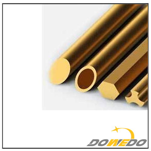 Brass Rods Extrusion Profile