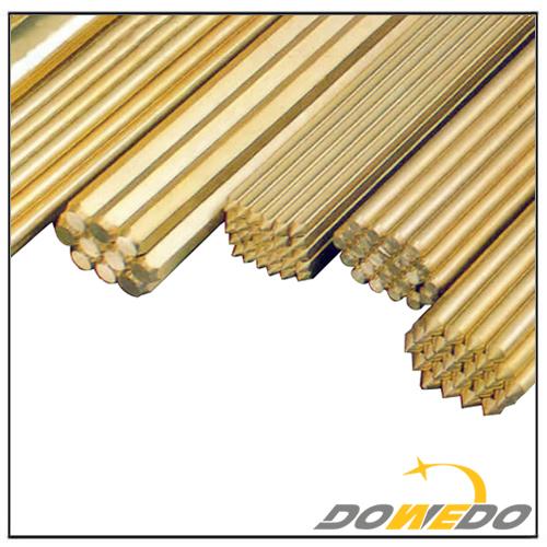 Brass Round Extrusion Bars