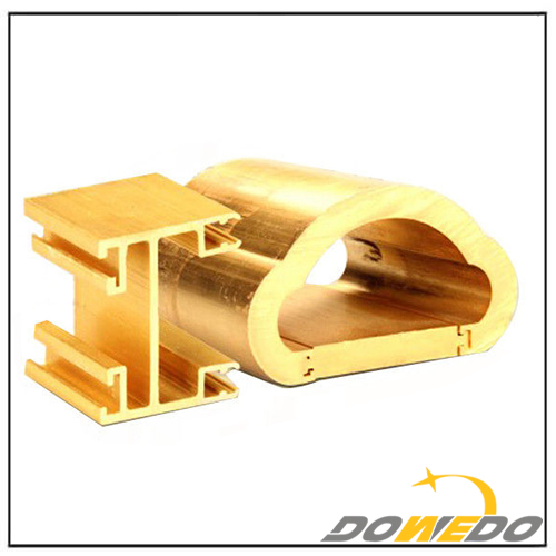 Brass Window Frames extrusion