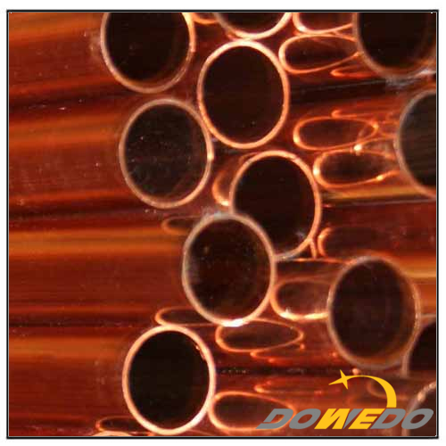 Capillary Uniflow Copper Tubes