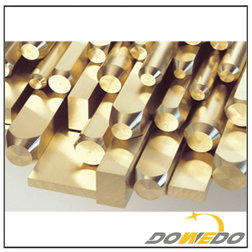 Extrusion Brass Rods