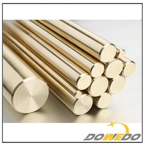 Round Brass Extrusion Rods