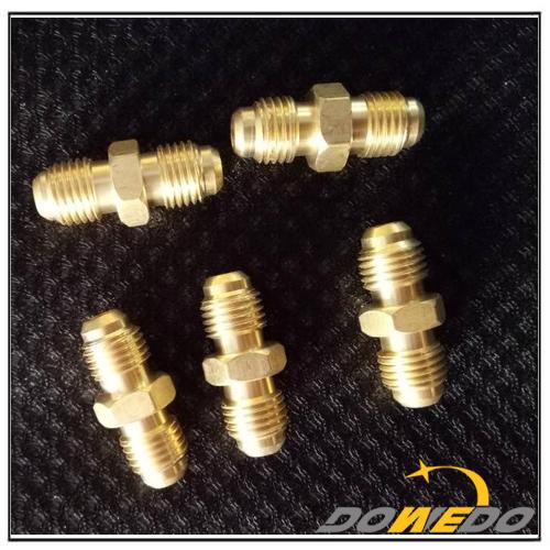 Brass Small Hex Union
