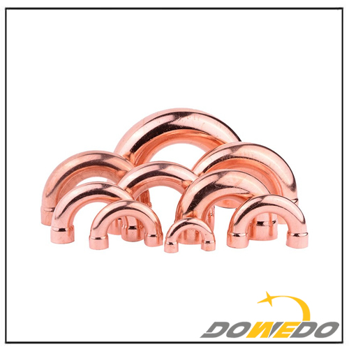 Copper Fitting 180 Elbow