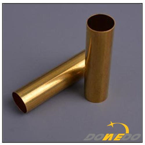 Instrumentation Brass Tubes