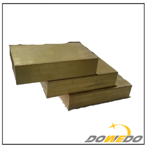Solid Brass Rectangular