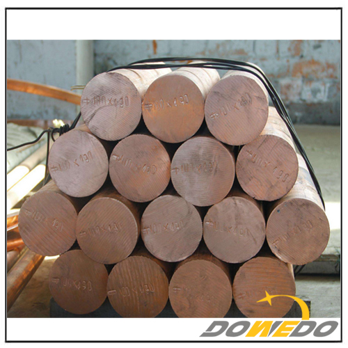 Cheap Copper Rod C101 Round Solid Bar