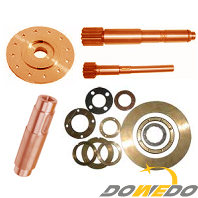 Copper Alloy Machined Parts